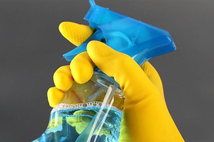 Dezinfekcija ruku i prostora + recepti za sredstvo za dezinfekciju