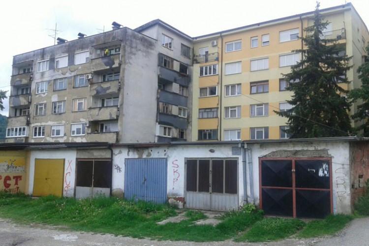 Prazna zajednička kasa koči sanaciju dotrajalih fasada