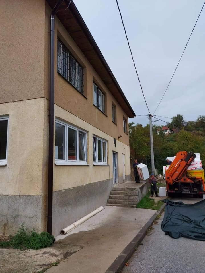 Gradska uprava u protekle tri godine izdvojila 750.000 KM za sufinansiranje utopljavanja zgrada kolektivnog stanovanja