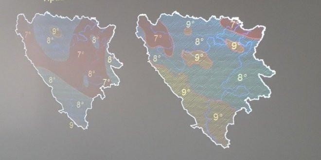 Pogledajte novu kartu zemljotresnih područja u BiH: Banjaluka više nije kritična tačka, ali jesu ovi gradovi