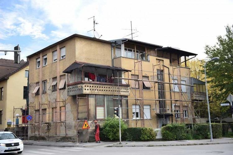 Pomoć grada u sanaciji šest fasada